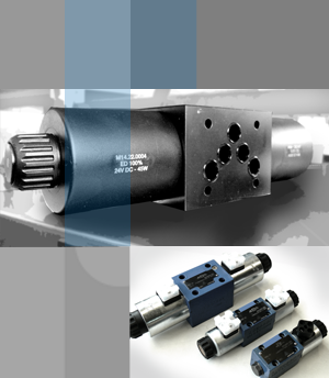 directional control / plate mounted valves