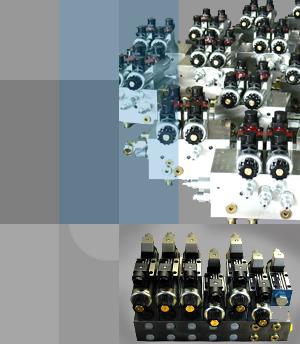 hydraulische Steuerblöcke